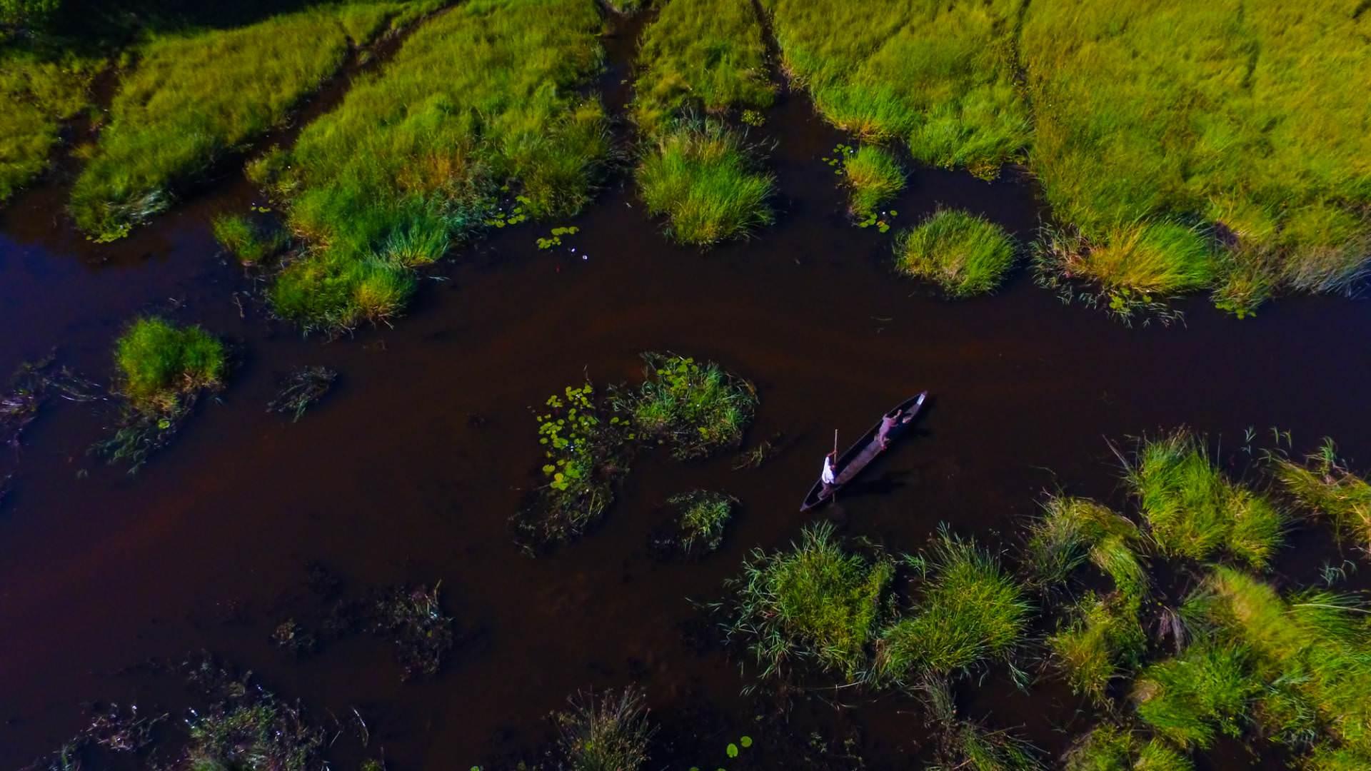 Okavango mit african bushcamps khwai tented camp